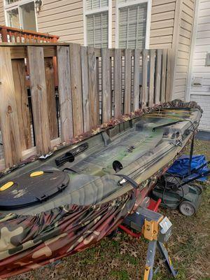 Pelican catch 120 kayak for Sale in Woodbridge, VA