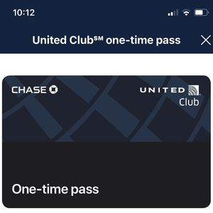 United Airlines Red Carpet Loung Pass (2) for Sale in Elk Grove, CA