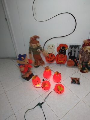 Halloween stuff for Sale in Pompano Beach, FL