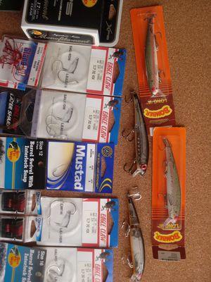 fishing stuff. $35 for Sale in Las Vegas, NV