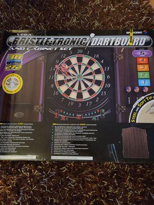Dart board and cabinet set for Sale in Phoenix, AZ