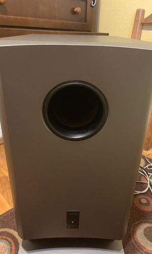 Onkyo bass and Speaker for Sale in Hayward, CA