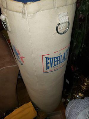 Everlast punching bags for Sale in Atlanta, GA