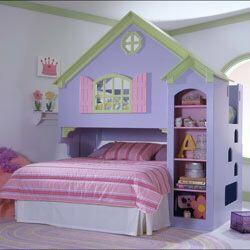 Dollhouse Loft Bunk Beds for Sale in Danville, CA