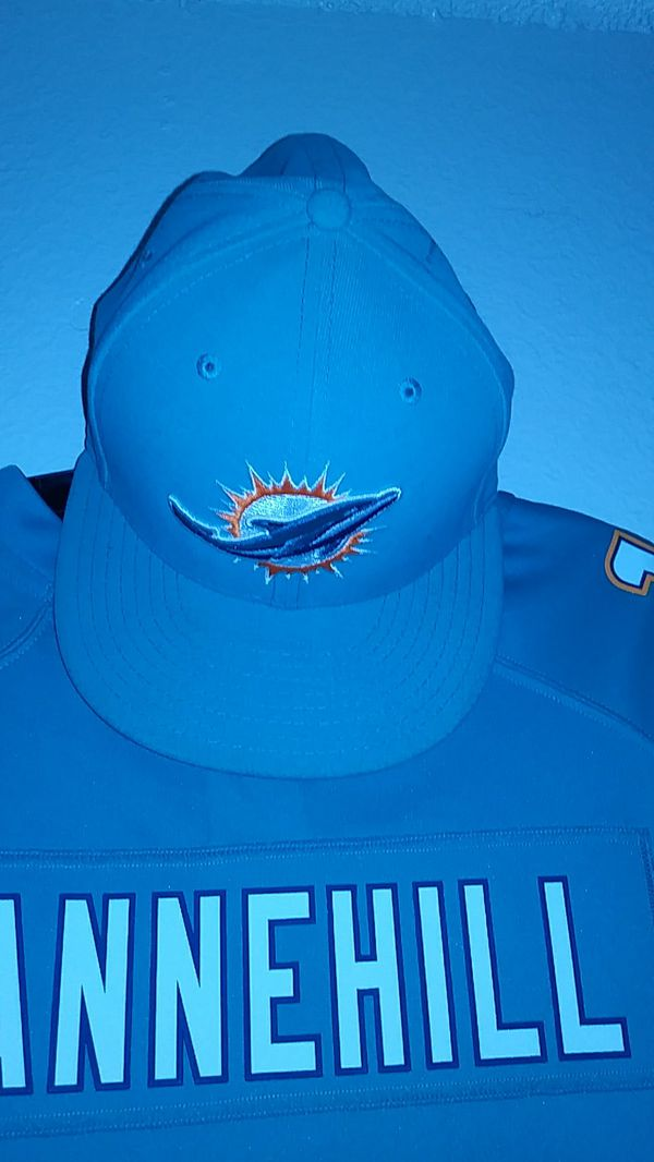 Nfl Nike 2x Doplins Jersey with matching fitted
