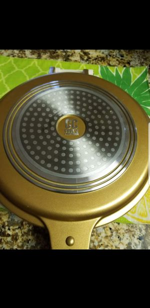 Cook Companion double side pan 10 in for Sale in Portland, OR