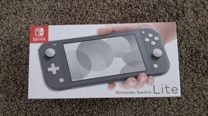 New! Nintendo Switch Lite Gray for Sale in Anaheim, CA