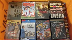 lots of great movies and for kids for Sale in Rancho Cucamonga, CA