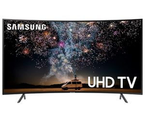 Samsung Curved UHD Smart TV for Sale in Las Vegas, NV