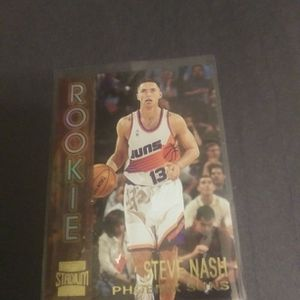 1996 Topps Stadium Club Steve Nash Rookie Card #R12 for Sale in Redmond, OR