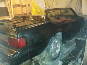 89 mustang 5.0 conv. for Sale in Cosby, TN