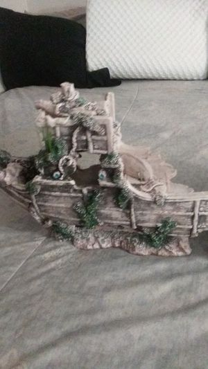 Fish tank decor... Ship wreck for Sale in Downey, CA