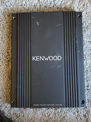 Kenwood Amp for Sale in Gaston, SC