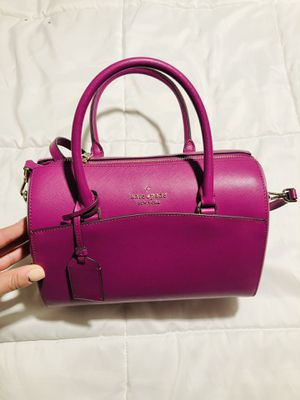 Kate Spade purple handbag for Sale in Buena Park, CA