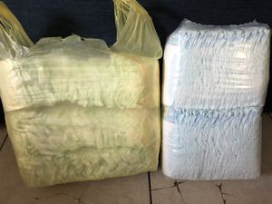 Diapers -newborn and size 1 for Sale in Polk City, FL