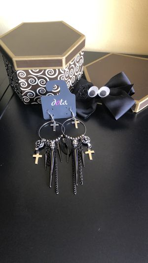 Statement Gothic Style Earrings for Sale in Covina, CA