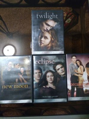 Twilight series for Sale in Philadelphia, PA