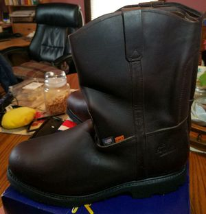 """New Thorogood 10"""" steel toe work boot for Sale in Galion, OH"""