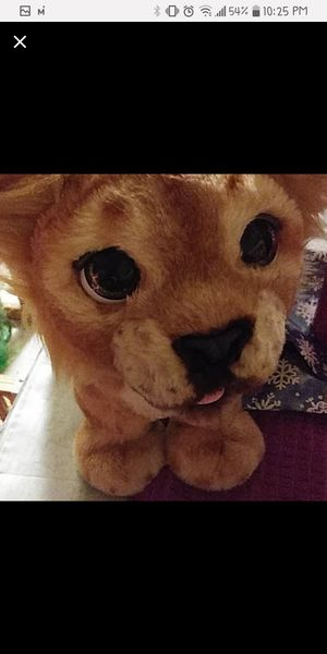 Furreal friend simba for Sale in Brooklyn, NY
