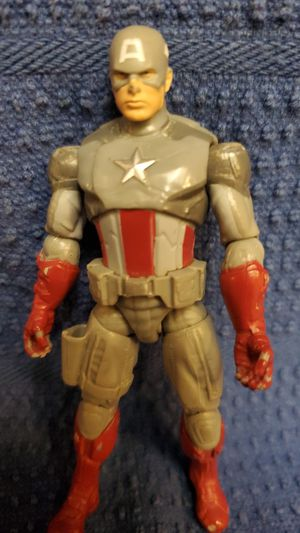 Captain America action figure for Sale in Mesa, AZ