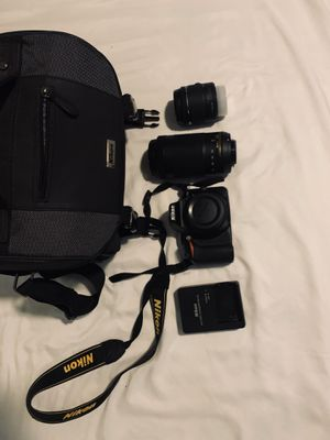 Nikon D3500 for Sale in Bell Gardens, CA