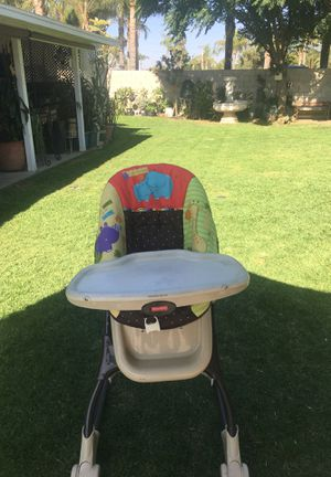 Fisher price baby high chair for Sale in Jurupa Valley, CA