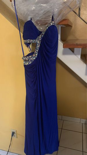 Blue prom dress for Sale in Hialeah, FL