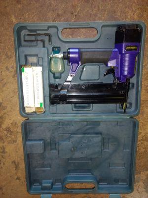 Central pneumatic Brad& staple gun for Sale in Berwick, PA
