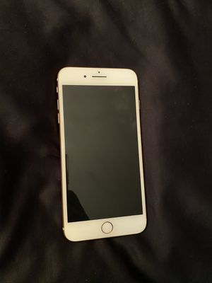 Apple Iphone 8+ rose gold for Sale in The Colony, TX
