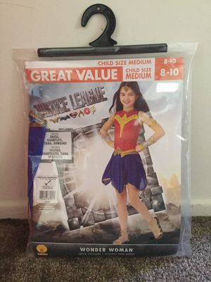 Child's Wonder Woman Costume for Sale in Los Angeles, CA