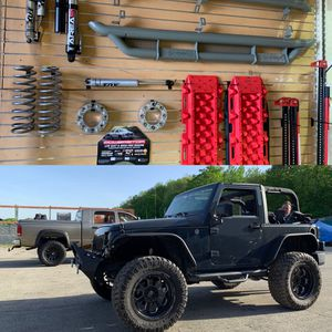 Jeep Accessories Bumpers Wheels Tires Lift Kits for Sale in Joliet, IL