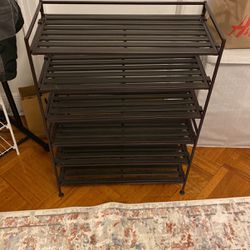 Shoe Rack $5 for Sale in Queens,  NY