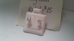 Sterling Silver Earrings for Sale in New York, NY