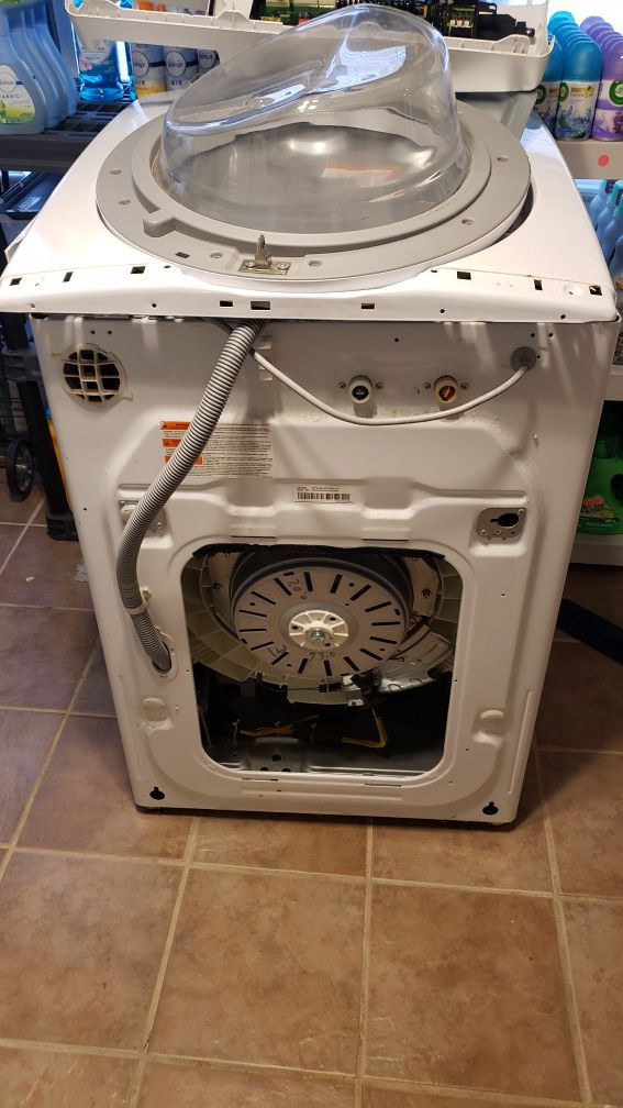 Front Load Washer, free, as is. READ DESCRIPTION