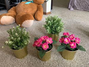 Home decor vases for Sale in Eden Prairie, MN