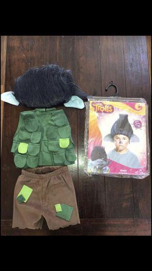 Kids TROLLS 'Branch' costume! Size 2/3 for Sale in Oceanside, CA