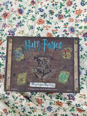 Harry Potter Hogwarts Battle a Cooperative Deck Building Game NEW SEALED for Sale in Sacramento, CA