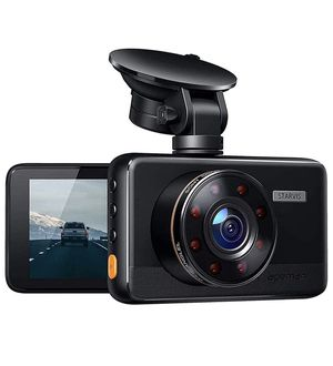 Dash Cam with IR Night Vision, FHD 1080P Dash Camera for Cars, Sony IMX 307 Sensor, Support GPS, 3 inch IPS Screen, Easy Use, Loop Recording, G-Senso for Sale in Norco, CA