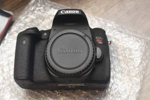 Brand New Canon EOS Rebel T6s DSLR Camera (Body Only) for Sale in Hayward, CA
