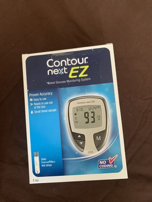 Blood glucose monitoring system for Sale in Escondido, CA