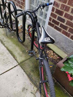 Mountain bike with a good lock, lub oil, WD-40 rust remover. for Sale in St. Louis, MO