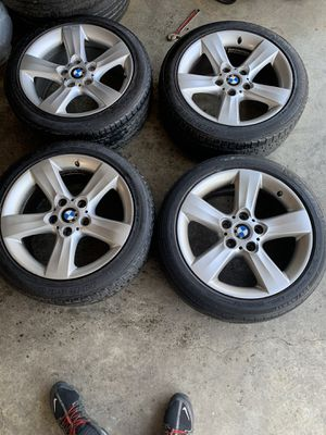 BMW R17 Rims /Tires for Sale in Perris, CA
