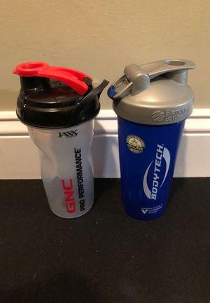 Blender Bottles -Set of 2 for Sale in Stoneham, MA