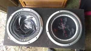 """12"""" subwoofer for Sale in Modesto, CA"""