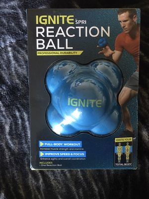 Reaction ball for Sale in Nuevo, CA