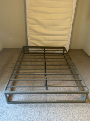 Queen Bed Frame for Sale in Palatine, IL