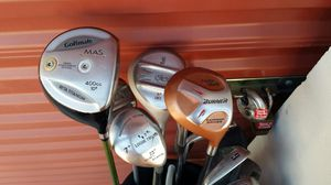Golf clubs an bag for Sale in Orlando, FL