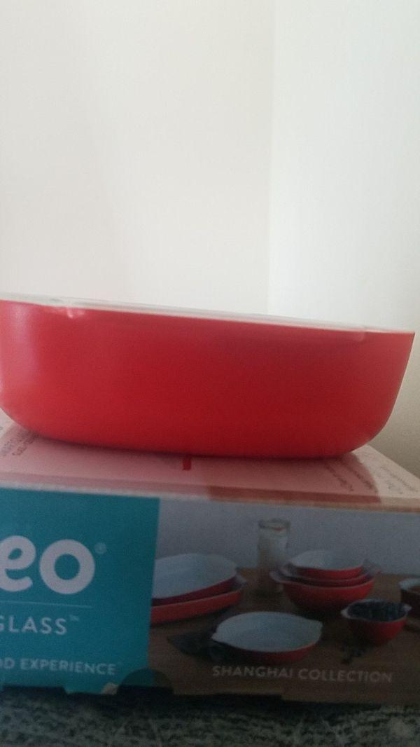 creo smartglass mini baking dish