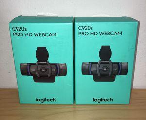 Logitech C920s HD Pro HD Webcam for Sale in Silver Spring, MD