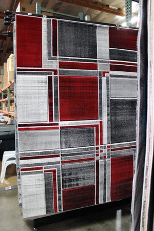 5 x 7 Area Rug, RED for Sale in Downey, CA
